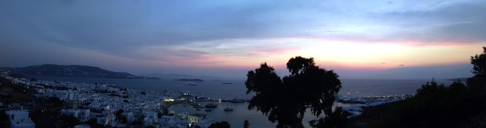 La Veranda of Mykonos Guesthouse - Sea view