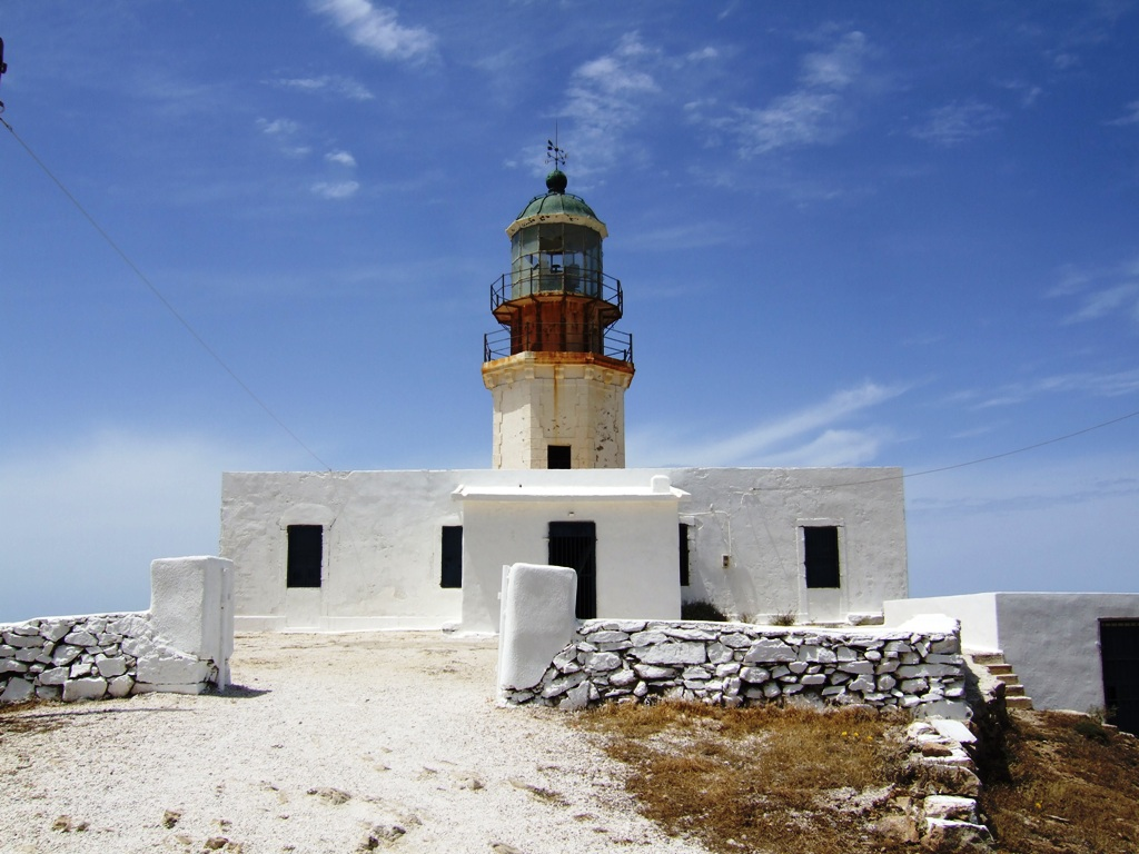Armenistis Lighthouse