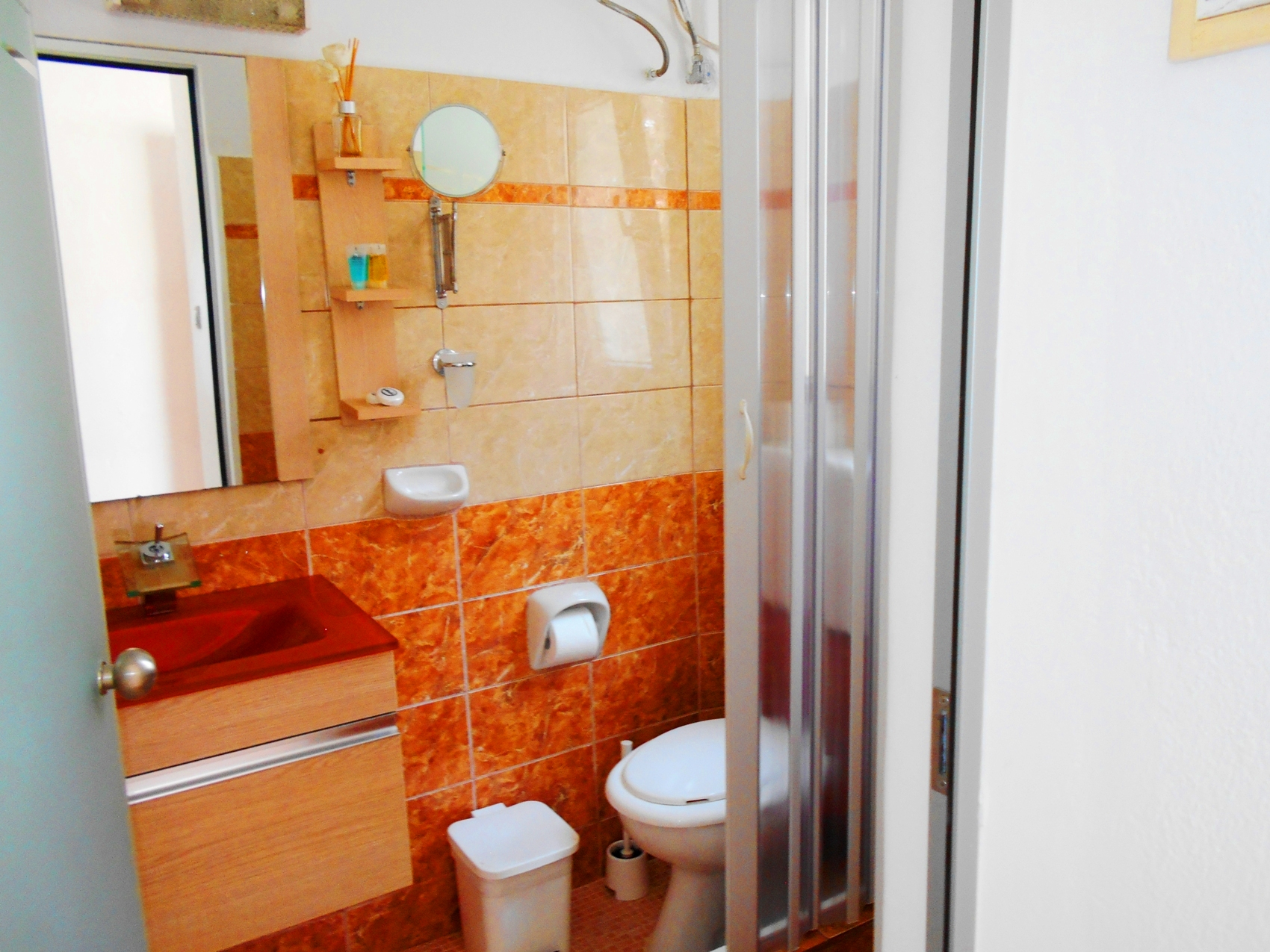 La Veranda of Mykonos - Double or Twin Room with Pool View