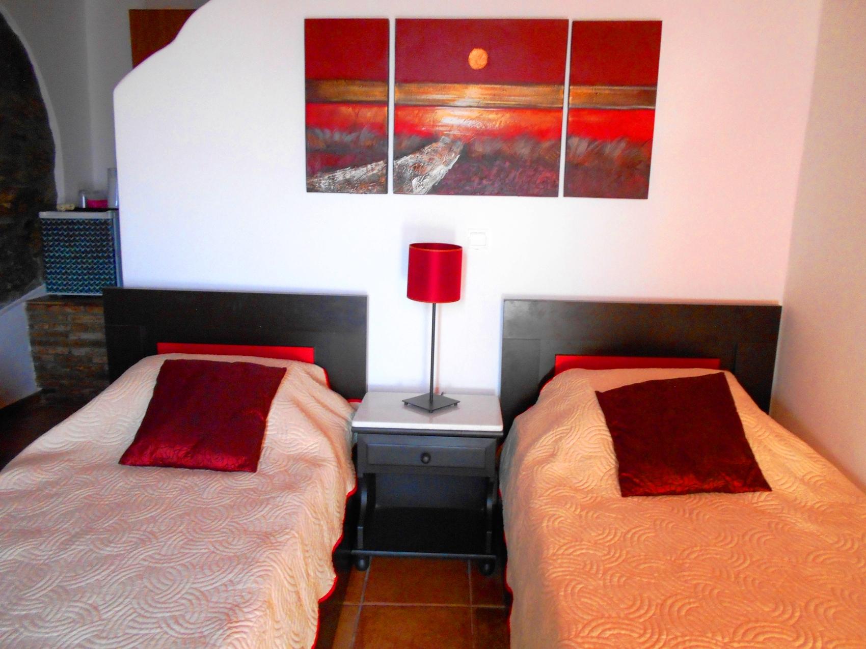 La Veranda of Mykonos - Double or Twin Room with Sea View