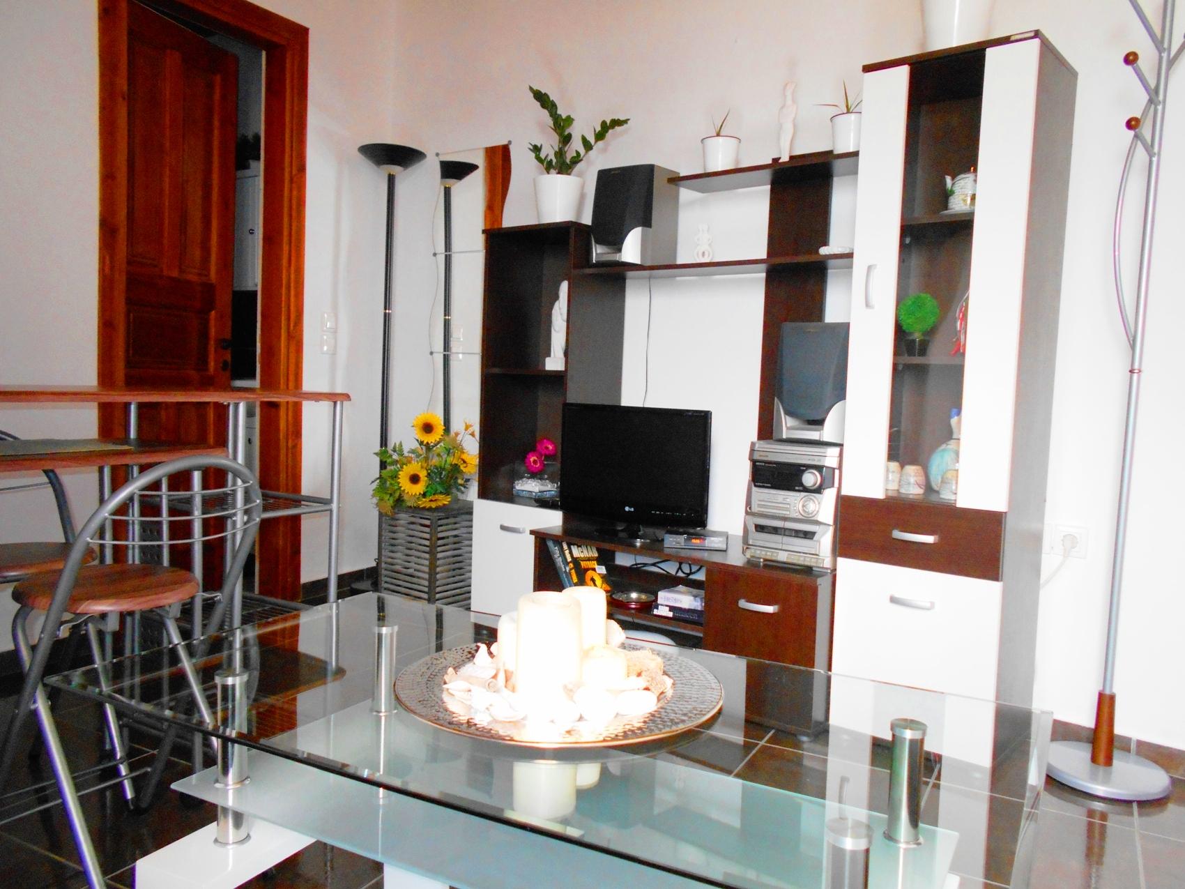 Superior One Bedroom Apartment Sea View - La Veranda of Mykonos